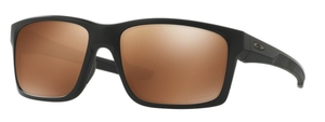 Oakley MAINLINK OO9264 29 Matte Black with Polarized Prizm Tungsten Lenses