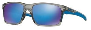 Oakley MAINLINK OO9264 03 Grey Ink with Sapphire Iridium Lenses