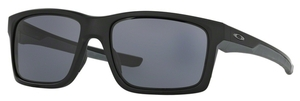 Oakley MAINLINK OO9264 01 Matte Black with Grey Lenses