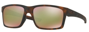 Oakley MAINLINK OO9264 22 Matte Tortoise with Polarized Prizm Shallow H20 Lenses