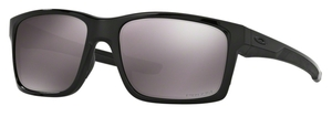 Oakley MAINLINK OO9264 08 Polished Black with Polarized Prizm Daily Lenses