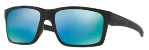 Oakley MAINLINK OO9264 21 Polished Black with Polarized Prizm Deep H20 Lenses