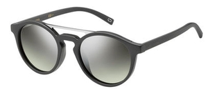 Marc Jacobs Marc 107/S Dark Grey Mirror Lens-not rx'able