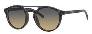Marc Jacobs Marc 107/S Gray Matte Havana/Green Yellow Lens-not rx'able