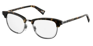 Marc Jacobs Marc 176 0086 Dark Havana