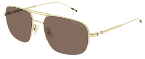 Montblanc MB0109S Sunglasses