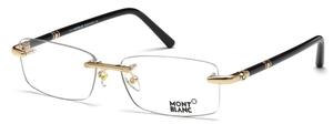 Montblanc MB0476 Shiny Rose Gold