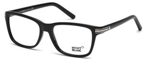 Montblanc MB0477 Shiny Black