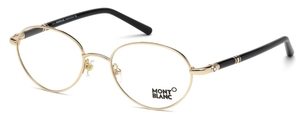 Montblanc MB0527 Shiny Rose Gold