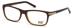 Montblanc MB0532 Dark Brown