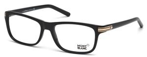 Montblanc MB0532 Shiny Black