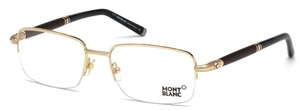 Montblanc MB0534 Shiny Rose Gold