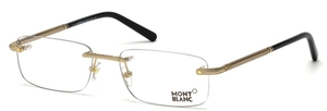 Montblanc MB0538 Shiny Rose Gold