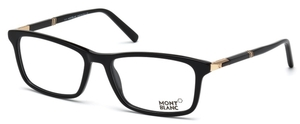 Montblanc MB0540 Shiny Black
