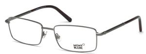 Montblanc MB0575 Shiny Gunmetal