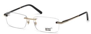 Montblanc MB0577 Shiny Black