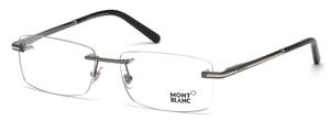 Montblanc MB0577 Shiny Gunmetal