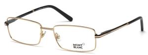 Montblanc MB0578 Shiny Black