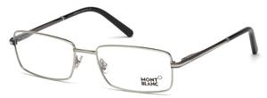 Montblanc MB0578 Shiny Gunmetal