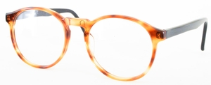Chakra Eyewear Mic Trudel-Bloc Demi Amber / Black