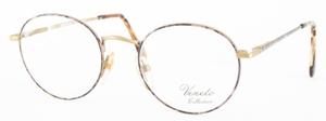 Chakra Eyewear Mic Veneto 30 Antique Gold