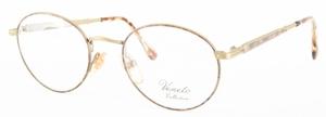 Chakra Eyewear Mic Veneto 32 Antique Gold