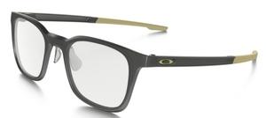 Oakley Milestone 3.0 OX8093 Satin Grey Smoke Retina Burn