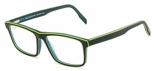 Maui Jim MJO2116 Forest Lime W/Spear Core