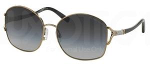 Michael Kors MK1004B Gold with Grey Gradient Lenses