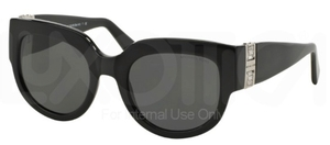 Michael Kors MK2003B VILLEFRANCHE Black w/ Grey Solid Lenses