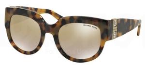 Michael Kors MK2003B VILLEFRANCHE Vintage Tortoise w/ Gold Mirror Gradient Lenses