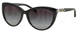 Michael Kors MK2009 Black with Grey Gradient Lenses
