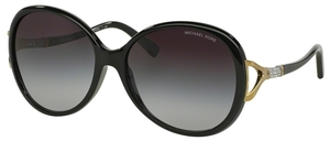 Michael Kors MK2011B SONOMA Black w/ Grey Gradient Lenses