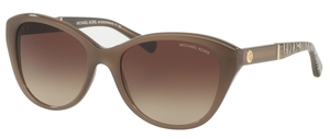 Michael Kors MK2025F Clay w/ Smoke Gradient Lenses