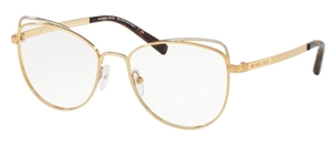 12090304cae Michael Kors MK3025 Santiago Eyeglasses