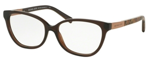Michael Kors MK4029 ADELAIDE III DK BROWN TIGERS EYE