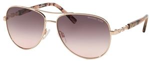 Michael Kors MK5014 SABINA III Rose Gold w/ Grey Pink Gradient Lenses