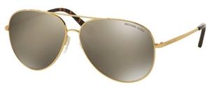Michael Kors MK5016 KENDALL Gold-Tone w/ Bronze Mirror Lenses