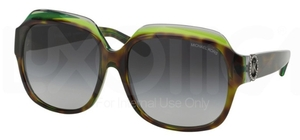 Michael Kors MK6002B TORTOISE/GREEN/GREY