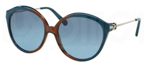 Michael Kors MK6005 BROWN/BLUE OMBRE