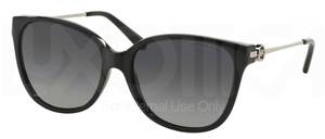 Michael Kors MK6006 MARRAKESH Black w/ Polarized Grey Gradient Lenses