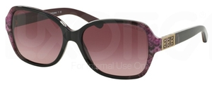 Michael Kors MK6013F Pink Snake with Burgundy Gradient Lenses