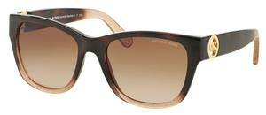 Michael Kors MK6028 TABITHA IV Tortoise Gradient Glitter w/ Brown Gradient Lenses