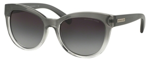Michael Kors MK6035 MITZI I Smoke Clear Gradient w/ Grey Gradient Lenses