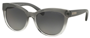 Michael Kors MK6035 MITZI I Smoke Clear Gradient/Smoke w/ Grey Gradient Polarized Lenses