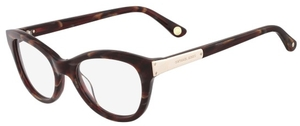 Michael Kors MK866 Red Brown Tortoise