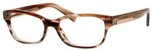 Marc by Marc Jacobs MMJ 617 Brown Striped