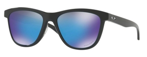 Oakley Moonlighter OO9320 16 Polished Black with Prizm Sapphire