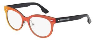 McQ MQ0009 Orange/Black