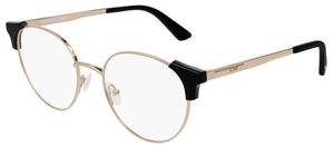 McQ MQ0160O Eyeglasses